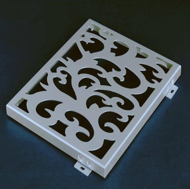 雕花氟碳铝单板