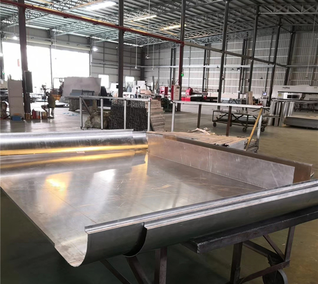 成都铝单板厂家分析铝的腐蚀种类