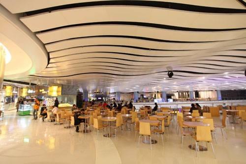 常见的铝天花板有哪些类型?
