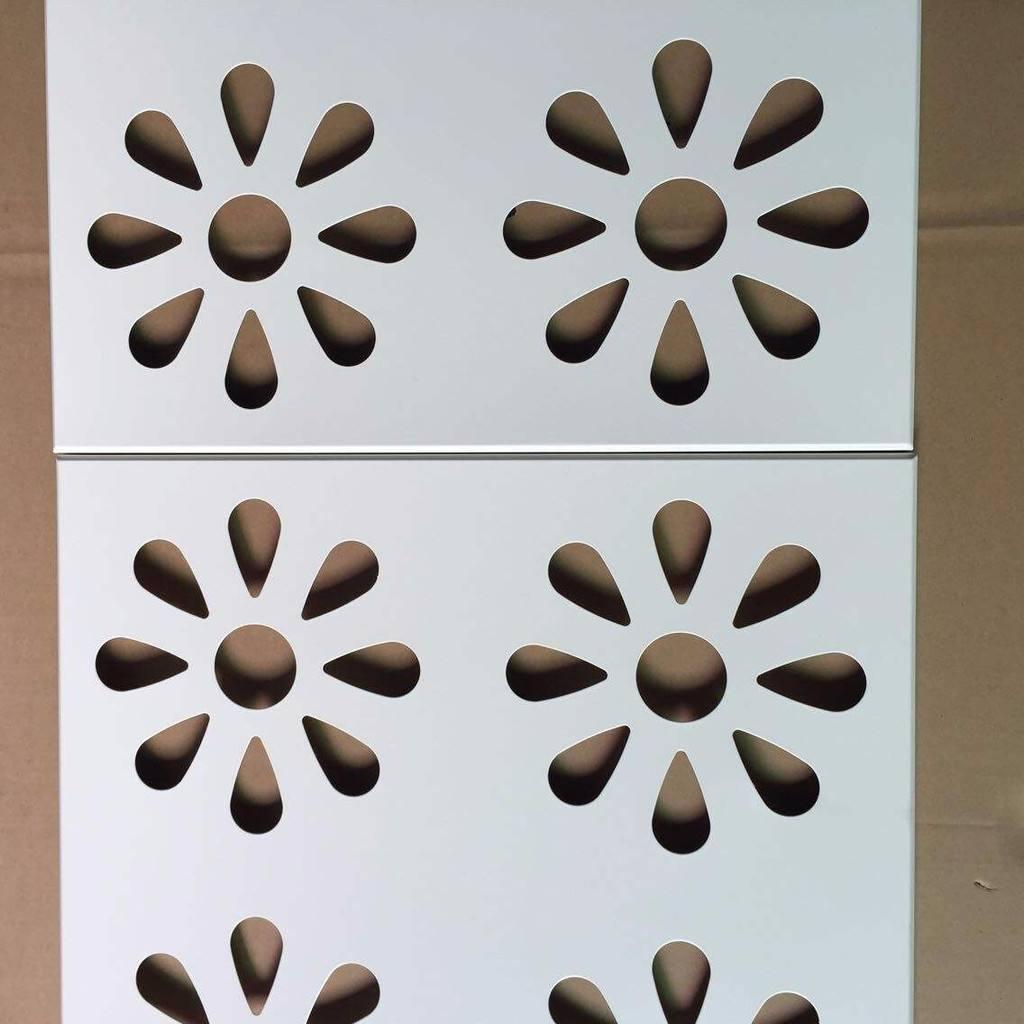 冲孔铝单板为什么那么受建筑幕墙行业的喜爱?