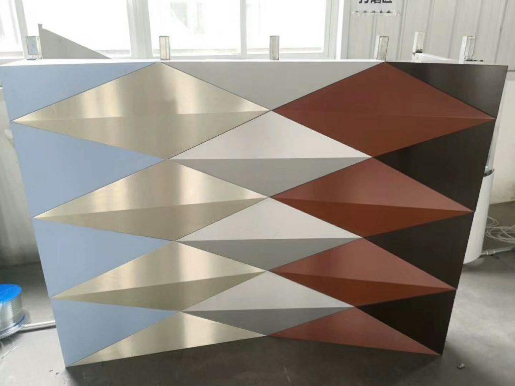 成都铝单板厚度分类总结