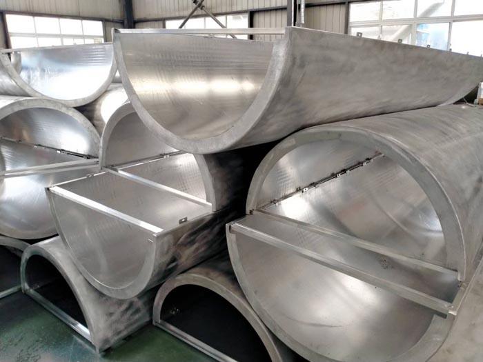 四川铝单板厂家告诉你圆弧异形铝单板怎么做?
