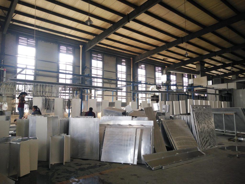 铝方通厂家规模大小对产品质量有何影响?