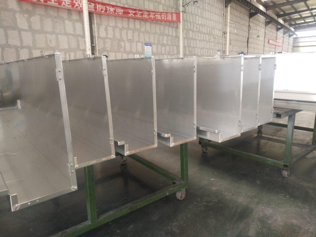 铝单板的表面划痕怎么处理?
