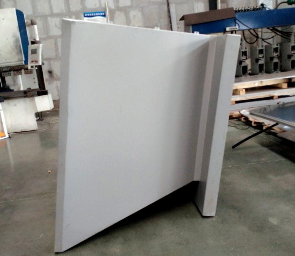 四川铝单板厂家——折弯是门技术活