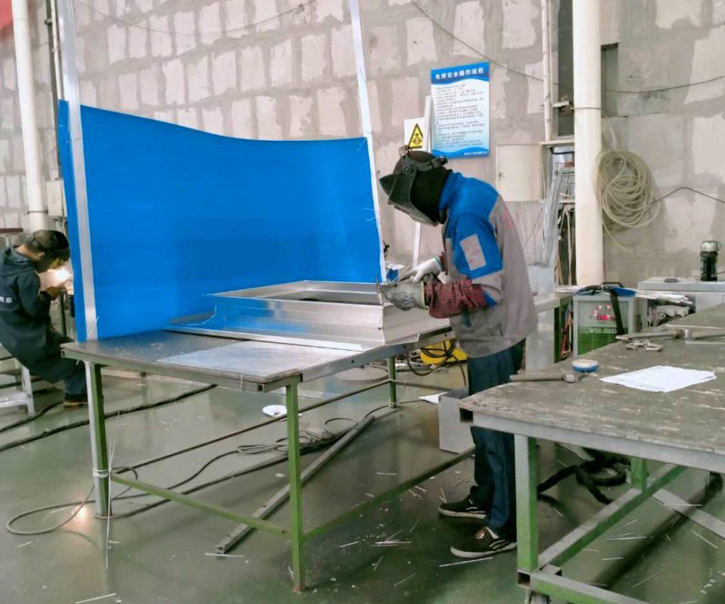 成都铝单板厂家如何制作地铁车厢