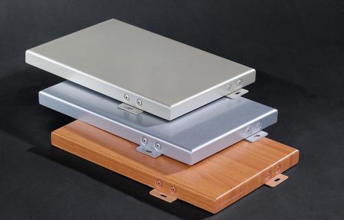 铝单板厂家生产的氟碳铝单板是怎么回事?